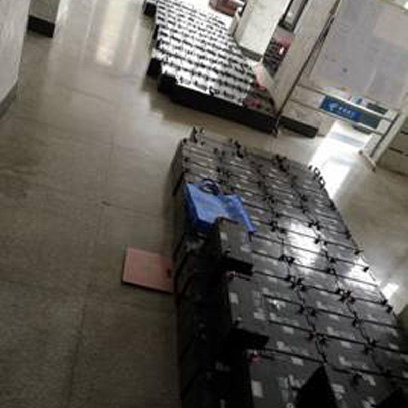 贵州省审计厅更换新电池一批(YJC GP100-12)180只